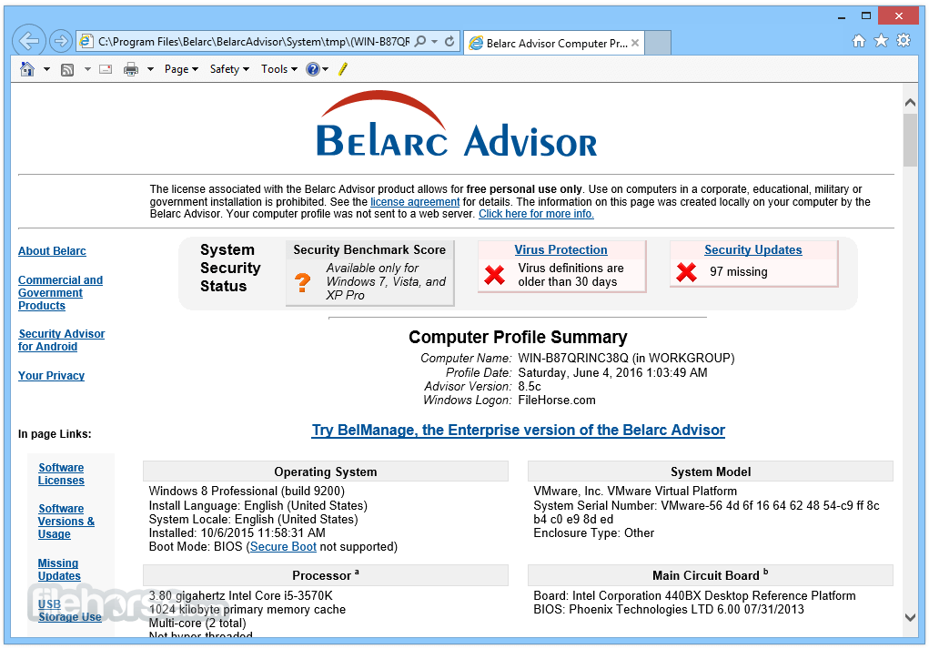 belarc-advisor-screenshot